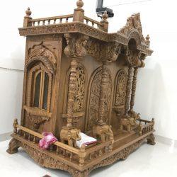 FRP / Teak Furniture